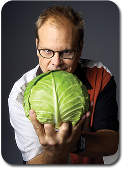 Celebrity Booking Agency - Celebrity Chef - Alton Brown