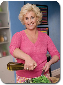 Celebrity Booking Agency - Celebrity Chef - Anne Burrell