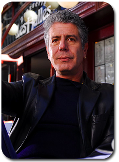 Celebrity Booking Agency - Celebrity Chef -Anthony Bourdain