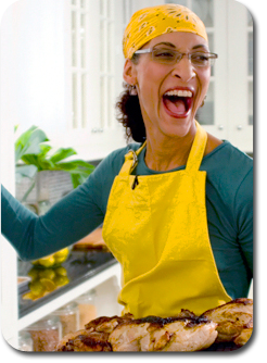 Celebrity Booking Agency - Celebrity Chef - Carla Hall