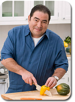 Celebrity Booking Agency - Celebrity Chef - Emeril Lagasse