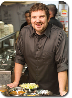 Celebrity Booking Agency - Celebrity Chef -Tom Pizzica