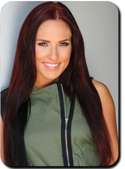 Celebrity Booking Agency - Celebrity Talent - Sharna Burgess