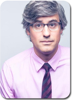 Celebrity Booking Agency - Celebrity Talent - Mo Rocca