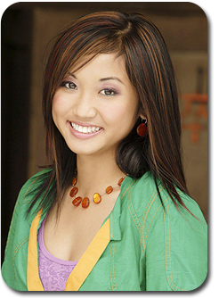 Celebrity Booking Agency - Celebrity Kids - Brenda Song