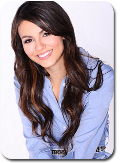 Celebrity Booking Agency - Celebrity Kids - Victoria Justice