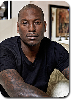 Celebrity Booking Agency - Celebrity Talent -  Tyrese Gibson