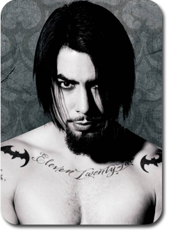 Celebrity Booking Agency - Musical Talent - Dave Navarro