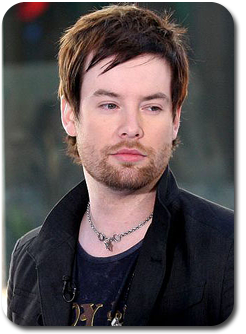 Celebrity Booking Agency - Musical Talent - David Cook