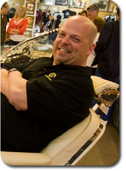 Celebrity Booking Agency - Reality Star - Rick Harrison