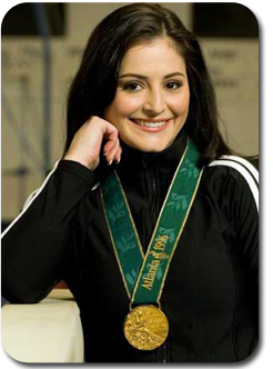 Celebrity Booking Agency - Celebrity Sports Personality - Dominque Moceanu