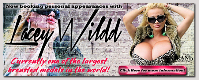 book a celebrity lacey wildd