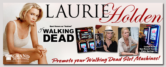 book a celebrity laurie holden event