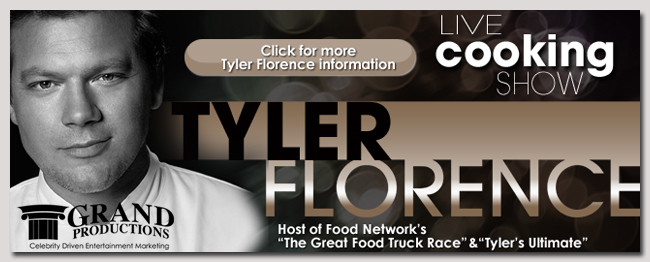 book a celebrity tyler florence event
